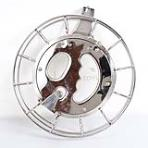24cm Stainless Steel Reel [without line]