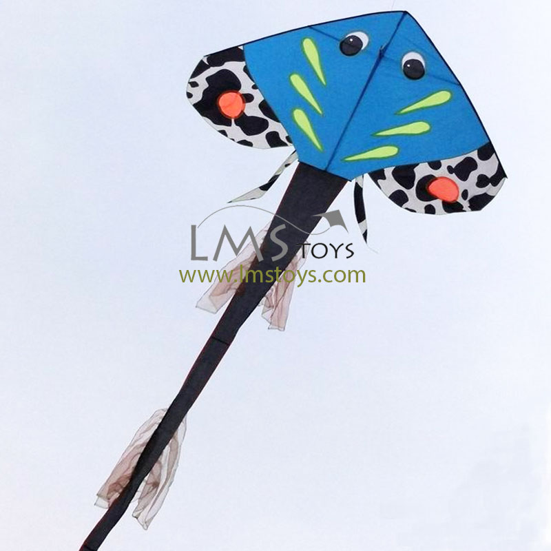 1.7m Medium manta Ray Delta Kite